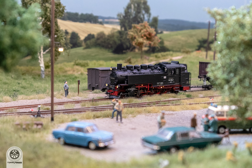 Model Train Luxembourg, Expo in Junglinster