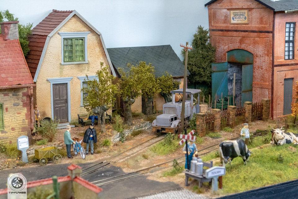 Model Train Luxembourg, Modellbahn Expo in Junglinster