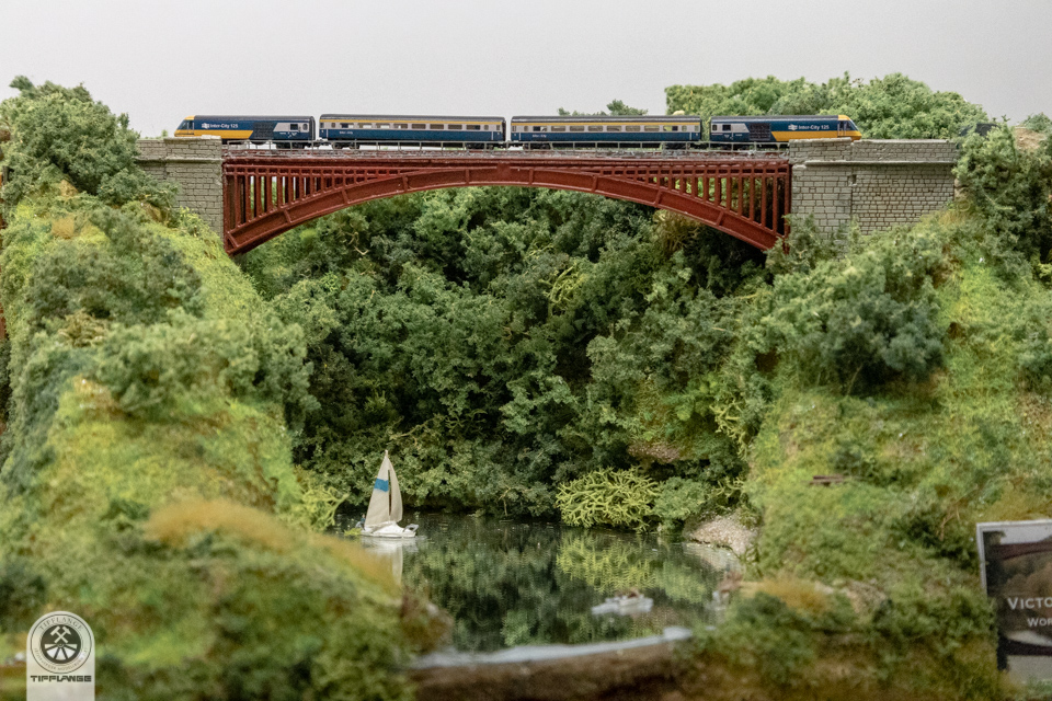 Rail 2019 in Houten Diorama